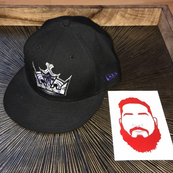 c7e297b6db0 NHL New Era Los Angeles Kings Hat - 7 1 8 🏒🤴. M 5b8b26b08869f787f15f4e37
